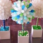 wedding candy centerpieces