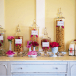 wedding cereal bars